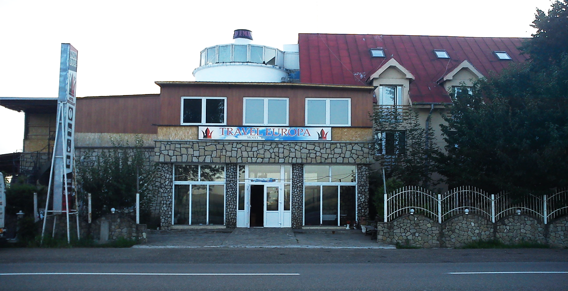 Motel Travel Europa Bacau